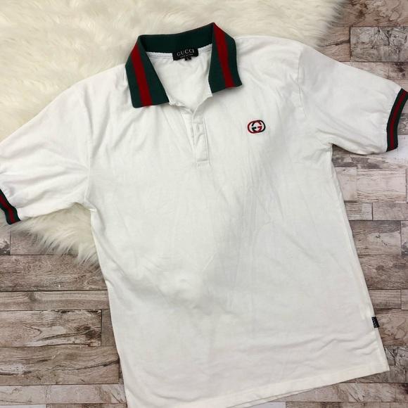 c67e62df2 Gucci Other - Men s Gucci Polo Shirt Size L